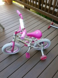 Girls Bike Sterling