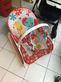Baby rocker good for sleeping like new used few times Mississauga, L4Y 2X6