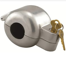 Lock Out Device for Door Knob; keyhole block