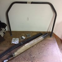 Black metal roll cage for 87 camaro  Norfolk, 02056
