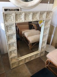 Large decorator mirror  Holly Hill, 32117