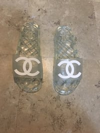 Clear slipper not negotiable