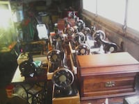 Wanted: Vintage sewing machines Middletown, 21769