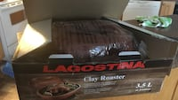 Lagostina clay roaster still in box Conception Bay South, A1W