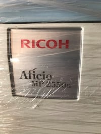 Ricoh Aficio MP 2550B Copier Norfolk, 23502