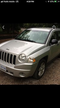 2008 Jeep Compass Barrie