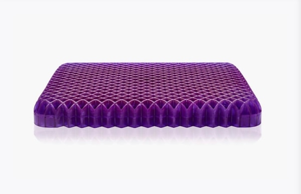 Purple Pillow Seat Cover