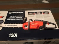 New chain saw with battery Alexandria, 22306