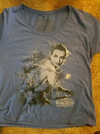 New.. Disney 2 XL Star Wars Tee Shirt 2293 mi