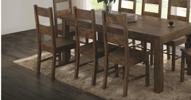 Contemporary 5PC SET Table Dining Room Set