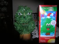 Christmas Dancing Douglas Fir (Sings) Springfield