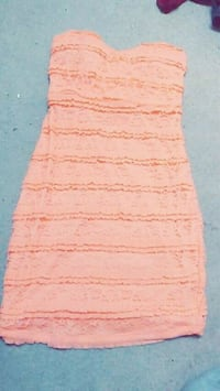 Pink dress medium  Kamloops