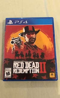 PS4 Red Dead Redemption 2 (II) Toronto, M5P 2R6