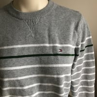 Tommy Hilfiger grey striped sweater Châteauguay, J6J 5V5