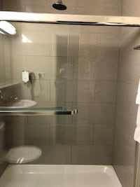 Shower doors standardized 60 inches.100$ each or 3 set for 200$ Toronto, M8W 2W6