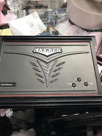 Kicker car amp