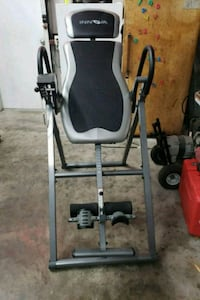 black and gray inversion table Port Neches, 77651