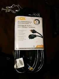 50 foot of indoor outdore extention cord Windsor