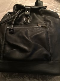Leather Backpack Edison, 08820