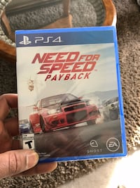 Need For Speed Payback Ps4 Brand New