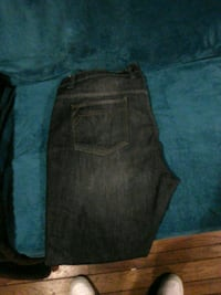 brown and gray denim bottoms Midwest City, 73110