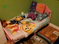 Toddler princess bed Orillia, L3V 4K4