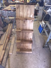 Handcrafted rustic shelves  Midland, 79707
