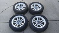 "17"" Ford factory proto-type wheels and tires Saint Clair Shores, 48082"