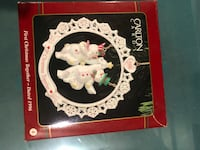 Christmas ornament 1996 with box Pembroke Pines, 33026