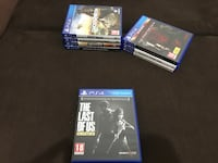Ps4 oyun THE LAST OF US ps4
