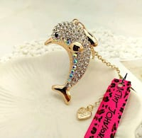 Betsey Johnson Lovely Dolphin Necklace Germantown, 20876