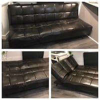Must go ! Gorgeous sofa bed  Markham, L3P 6X4