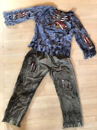 Zombie Halloween Costume / Never Worn Troutdale, 97060