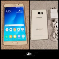 Samsung Galaxy Note 5 White! T-Mobile, Metro, At&t, and Cricket! PRICE Albuquerque