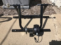 Racermate Computrainer Lab bicycle trainer Skokie, 60077