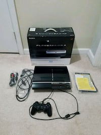 60GB Playstation 3 Fairfax, 22033