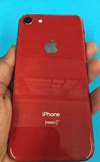 64Gb Red iPhone 8 - Factory Unlocked
