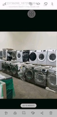 Washers and dryers brand new appliances  St. Louis, 63146