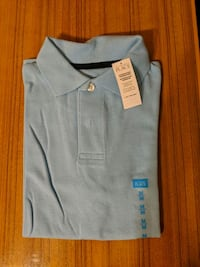 Beautiful Blue Size 7 Polo Shirt Mississauga, L5M 4S9