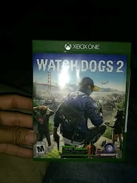 Xbox One Watch Dogs 2 game case Spring, 77373