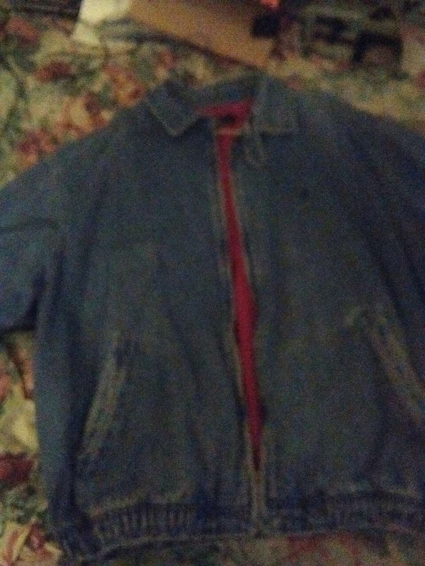 Vintage Polo Jacket with thick Lining-$150 cb1e6d70-b2b9-4953-8d44-b3d88f269245