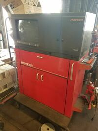 Hunter K111 alignment machine (screen went out)  Park Forest, 60466