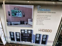 Unopened Home Theater System  Edmonton, T6L 2K3