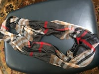 Scarf measures 68 inches ..bought at Dillards Brand New with Tags! ORLANDO
