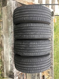 250/55/R20 4 X MICHELIN TIRES Parkville, 21234