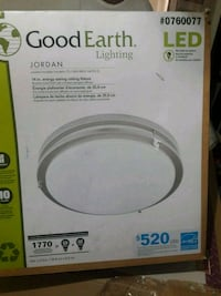 New Led light from Lowe's