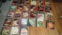 Assorted Time Life Cook Books Dayton, 45424