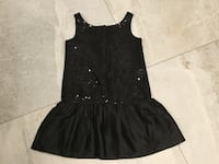 EUC GAP Festive Sequence Dress with pockets Size 6/7 years old Vaughan, L4H 2K6