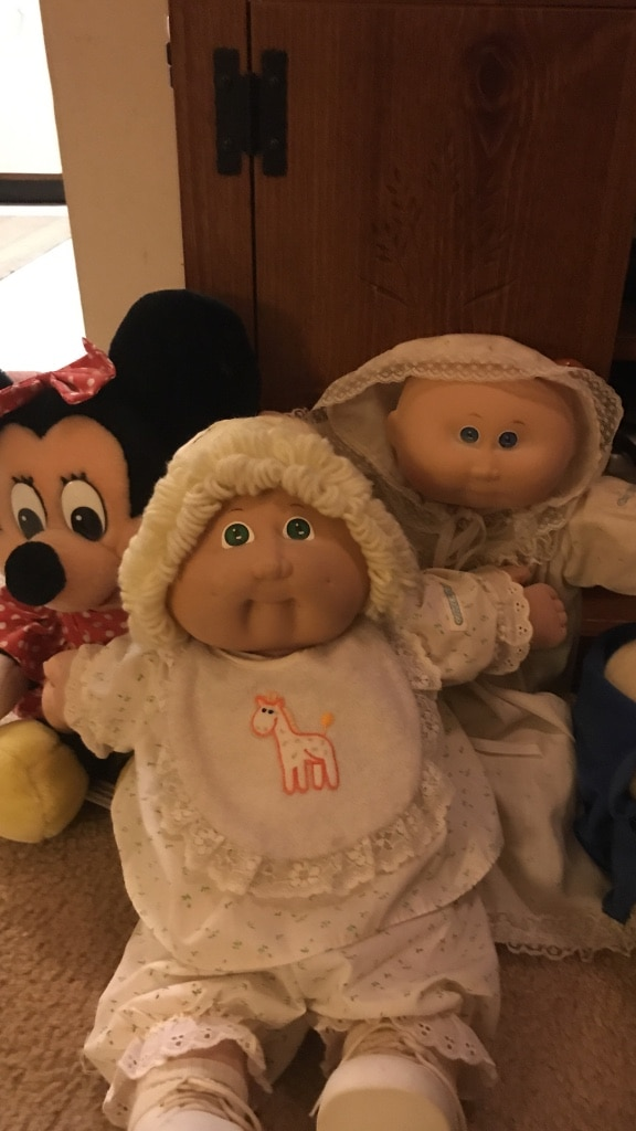 cabbage patch kids dolls for sale  Pittsville