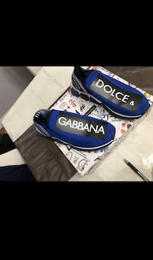 NEW DOLCE & GABBANNA SHOE  AUTHENTIC